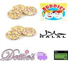 White Discs Pick n Mix Retro HALAL VEGETARIAN Sweets Wedding choose amount