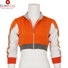 Women's Pokemon Go Trainer Tangerine Hoodie Team Valor Instinct Mystic Costume