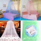 1 Pcs Mesh Bedding Net Mosquito Net Insect Screen Canopy Princess Round Dome