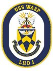 Uss Wasp Sticker Military Armed Forces Navy Decal M181