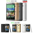 "4.7"" HTC One M7 / 5"" M8 -32GB/64GB- FACTORY UNLOCKED Android Mobile Smart Phone"
