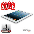 Apple iPad 4 Retina Display Tablet | Black or White | 16GB 32GB 64GB or 128GB