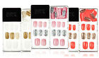 Dashing diva Magic Press Gel Nail Polis Art Wrap 30 tips including -Bling Bling