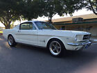Ford: Mustang 1965 Mustang Fastback C Code