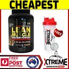 BODY SCIENCE BSC NITROVOL LEAN MUSCLE 1.5KG **WHITE CHOC** // RECOVERY PROTEIN