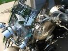 Custom Flame Graphic kit fits Kawasaki Vulcan VN 1500 Nomad Color Choice Chrome