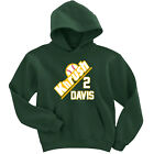 "Khris Davis Oakland Athletics ""KHRUSH"" jersey Hooded SWEATSHIRT HOODIE on Ebay"