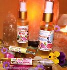 earthbody SACRED ESCENTIAL PERFUME OIL ~ Aromatherapy ~ Pure Natural Organic .