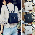 Cute Faux Leather Convertible Small Mini Backpack Rucksack Shoulder Bag Purse