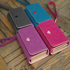 New Design PU Leather  Wallet Long Wallet New Popular Portable Purses For Women