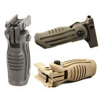 Tactical Folding Vertical Forward Foregrip Hand Grip for Picatinny Weaver