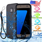 For Samsung GALAXY S6 S7 GENUINE Redpepper Waterproof Shockproof Life Proof Case