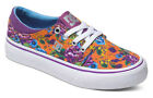 Scarpe bambina, DC shoes, art. TRASE SP, col. multicolore, DC shoes