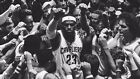 LEBRON JAMES NBA CLEVELAND CAVALIERS Photo Quality Poster - Choose a Size! AA004 on eBay