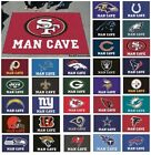 NFL Teams - 5' X 8'  Man Cave Ulti-Mat Area Rug Floor Mat $119.99 USD on eBay