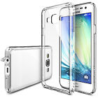 For Samsung Galaxy A3 Case | Ringke FUSION Clear Shockproof Protective Case