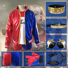 Suicide Squad Harley Quinn Cosplay Halloween Party Costume Wig New Free Shipping