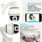 30X Zoom 1200TVL HD 360°PTZ Speed Dome CCTV Outdoor Security Camera Night Vision