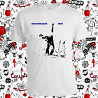 New FREE Heartbreaker Rock Band Men's White T-Shirt Size S to 3XL image