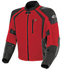 JOE ROCKET PHEONIX ION RED Mesh Jacket FREE SHIPPING