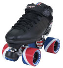NEW 2016 Riedell R3 Patriot Quad Roller Derby Speed Skates