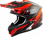SCORPION VX-35 KRUSH ORANGE/BLACK Dirt Full Face ECE DOT FREE SHIPPING