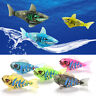 Hot Sellers Adorable Kids Robo Fish Electric Pet Toy Swim Fish Childen Toys JSUK