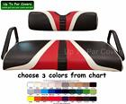 E-Z-Go ClubCar Hole-In-One Custom Golf Cart Seat Cover -Set Staple On
