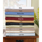 Royal Hotel Bedding 4 pc Sheet Set @Egyptian Cotton 1000 Thread Count All Sizes  image