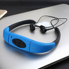 Sports Waterproof IPX8 8GB Swimming Surfing Diving MP3 Player FM Radio Earphone
