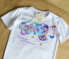 """Curiouser and curiouser"" girls t-shirt with my Madeline Hatter artwork print"