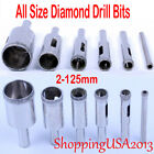 All Size Diamond Drill Bits Hole Saw Cutter Tools Sets From 3mm-125mm@@