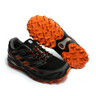 Men's BR660-ORANGE Running Training Shoes Tennis Athletic Shoes Sneakers Outdoor