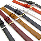 CONDOR Calf Leather Ladies Watch Strap 124R  10mm 12mm 14mm 7 Colours