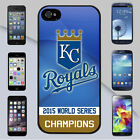 Kansas City Royals 2015 World Series Champions for iPhone & Galaxy Case Cover