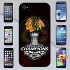 Chicago Blackhawks 2015 Stanley Cup Champions Hawks iPhone & Galaxy Case Cover