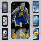 Stephen Curry Golden State Warriors Focused for iPhone & Galaxy Case Cover