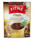 FITNE CHOCO INSTANT COCOA MIX WITH FIBER, WHITE KIDNEY BEAN & GLUTATHIONE