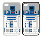 Star Wars R2D2 Style , Rubber and Plastic Phone Cover Case