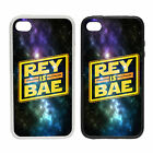 Rey Is Bae -Rubber and Plastic Phone Cover Case-Star Wars , Rey Finn Luke £6.49 GBP on eBay