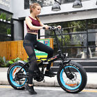 Addmotor Electric Bicycle Bikes 500W 48V Folding Cycling Fat