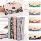 Kyпить Floral Womens Fashion Clutch Leather Handbag Lady's Bowknot Wallet Coin Purse на еВаy.соm