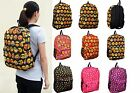 New Happy Face School Backpack/Travel Backpack/Hiking Bag/Book Bag-Free Shipping