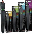 Fluval Submersible Aquarium Heater Electronic Fish Tank LCD Thermometer Display