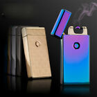 USB Rechargeable Cigarette Lighter Christmas gift USB Electricity arc Lighter