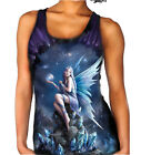 Anne Stokes - STARGAZER - Official Merchandise Women's Vest, XS to Plus Sizes