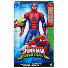 Ultmate Spider-Man VS Sinister Six Titan Hero Series Electronic Action Figure