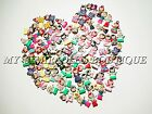 20 ANGEL Charms Lot Polymer Clay PRINCESS GIRLS Fimo Party Crafts Christmas Gift