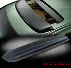 Jeep Moon Roof Sun Vent Visor Bug Shield Wind Deflector Shade Direct Tape-On