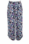 Quelque by FILO Floral and Leave Print Resort Pants SIZES 8 10 12 14 16 18